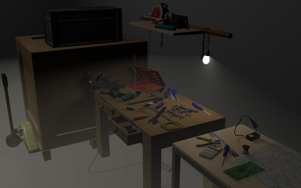 Atelier Nicolas Lebrun